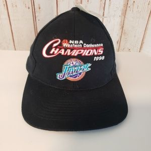 Other - 98 Vintage Utah Jazz NBA Conference champions Hat